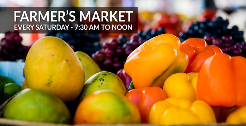 Farmers Market - Saturday