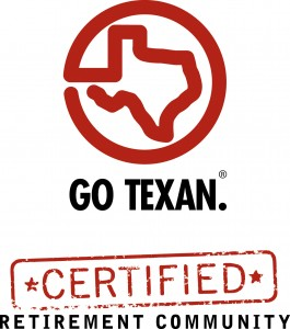 Go Texan Certified Retirement Community